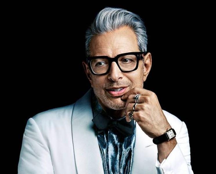 Watch: Actor, Jazz Pianist Jeff Goldblum Has Gift of Gab